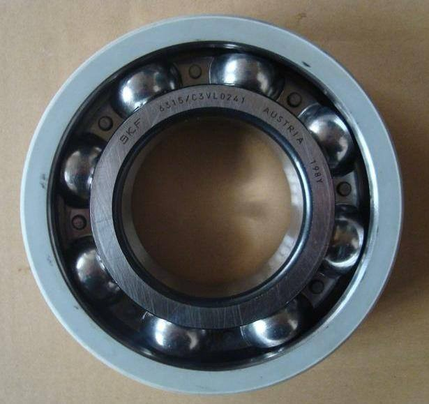 65 mm x 140 mm x 33 mm  NACHI NU 313 E cylindrical roller bearings