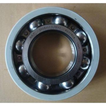 45 mm x 75 mm x 23 mm  NKE NCF3009-V cylindrical roller bearings